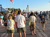 Mallory Square before Sunset Friday night