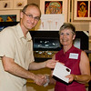 Carol Makeham received 2nd prize