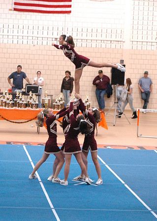 2007 COMPETITIONS