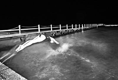 Pool Light - North Narrabeen