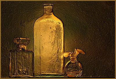 Golden Bottles