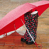 Boots and Brolly
