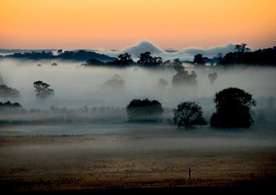 Armidale mist