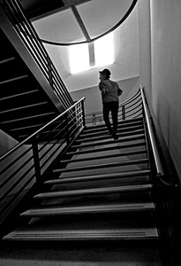Stairway to the Biennale