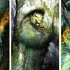 Photo sculpture - Triptych