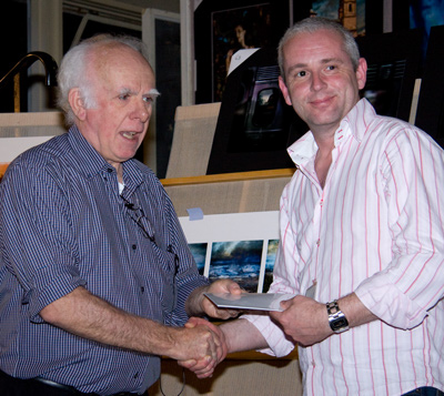Michael Miller - 2nd Prize