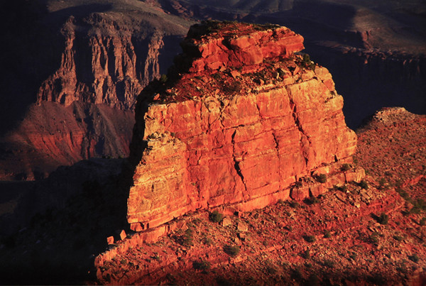 Landscapes-B-2nd-Dave Powers-A Grand Sunrise at the Canyon