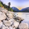 Landscapes-B-1st-Dave Verchick-Wallowa Lake Sunrise