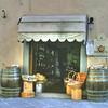 Travel-A-HM-Gary Magee-Village Market, Tuscany Italy