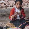 Travel-B-1st-Scott Duvall- Quechua Girl, Descendant of Incas