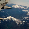 Snowcapped mountains
