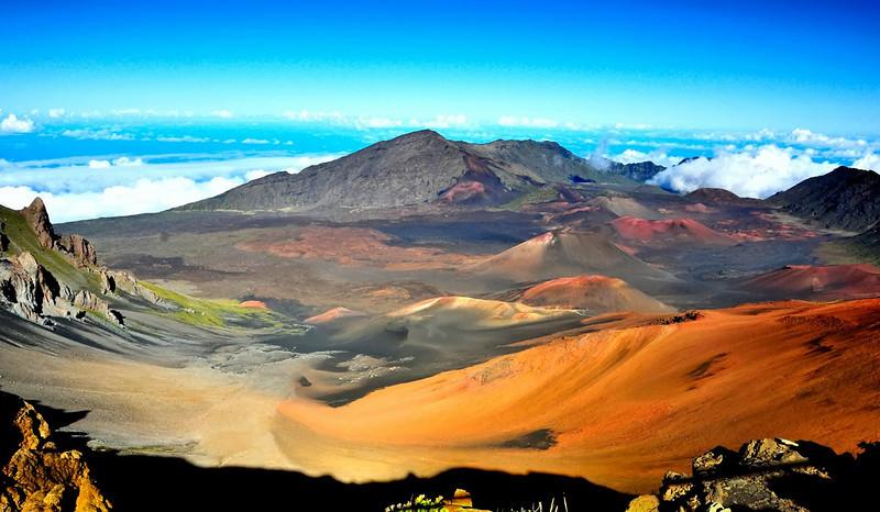 Parks-Class A-2nd-Len Barnard-Shifting Sands in Haleakala NP
