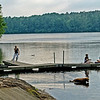Parks-Class B-Brenda Hiscott-Reservoir Park Tai Chi, Fishing and other activities