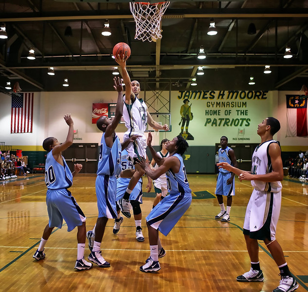 Stop Action-Class A-Donna Ford-High School Hoops