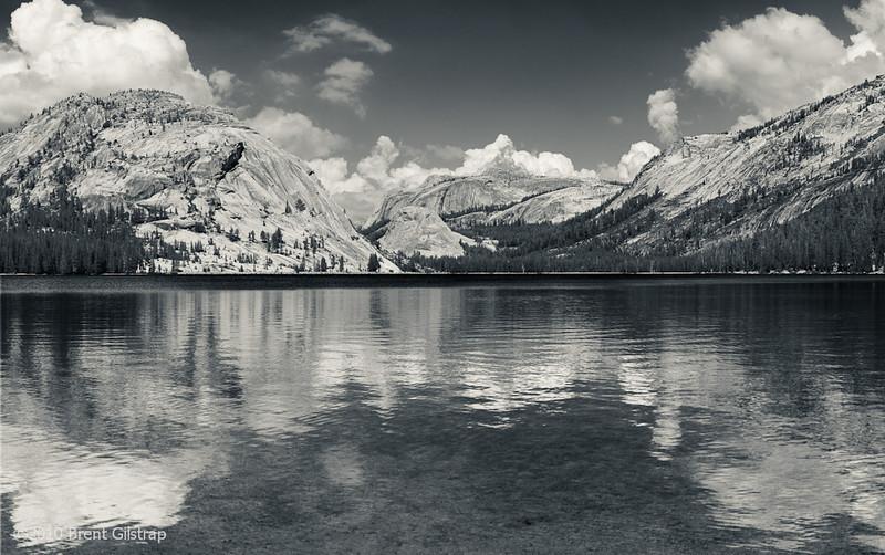"""Tenaya Lake, Summer 2010""<br /> Yosemite National Park<br /> <br /> Section: Professional Enlargements<br /> Class: Yosemite<br /> Place: -none-"