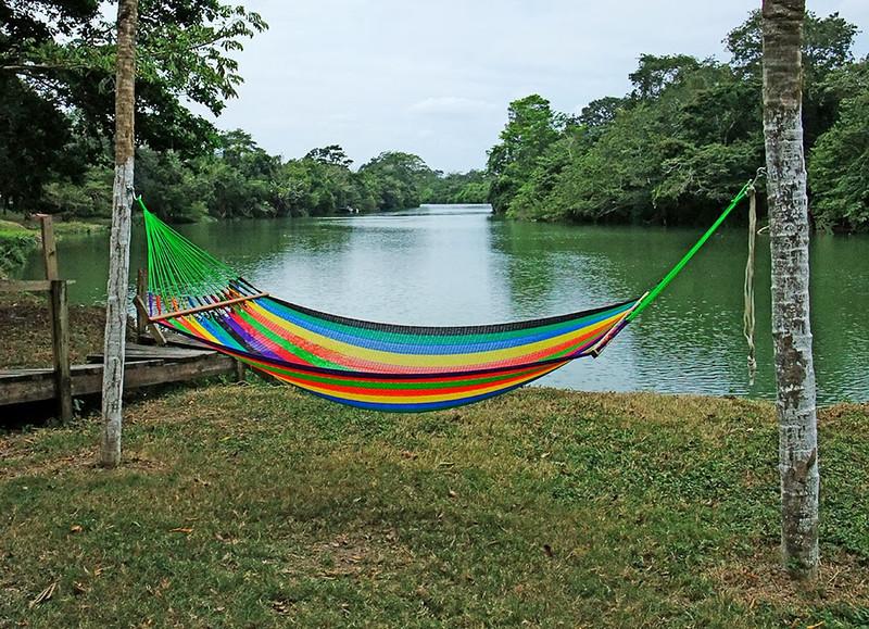 JAW-Class A-Len Barnard-Relaxing in Belize