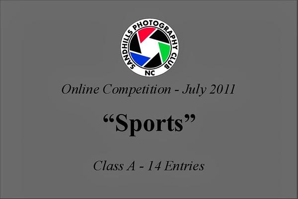 """2011 Online """"Sports"""" July"""