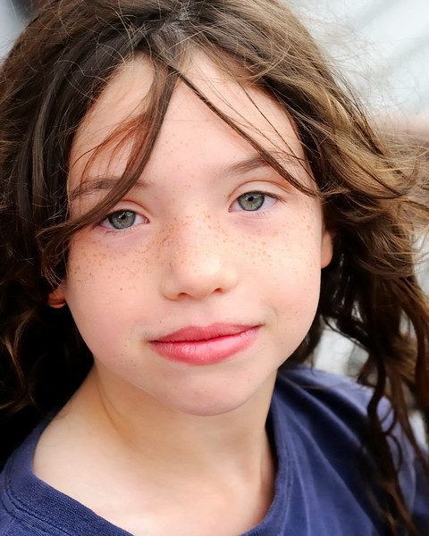Portrait-Class A-Eric Kniager-A Lovely Niece