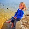 Portrait-Class B-Kathy Green-Fun at the Lake