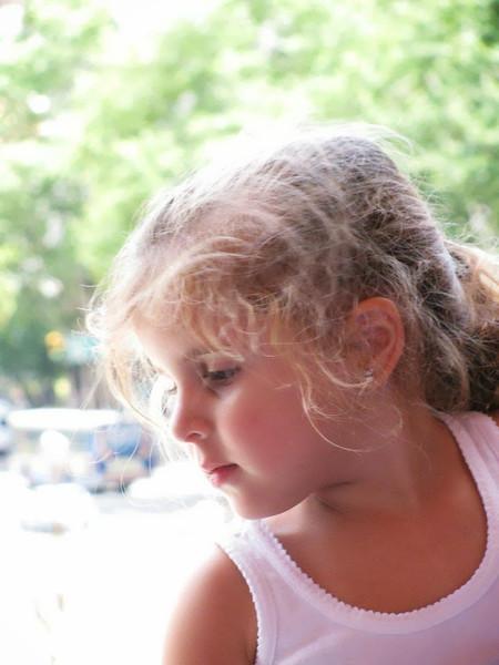 Portrait-Class A-Scott Duvall-Young Beauty