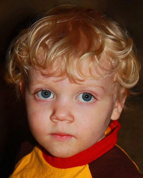 Portrait-Class A-Debra Regula-Baby Blues