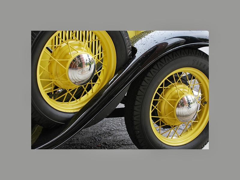 Transportation-Class A-Dave Powers-Spare Tire