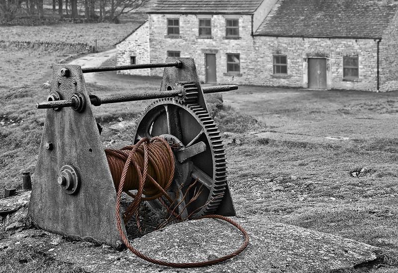 "1st - ""Mining Relic"" - Ralph Graham"