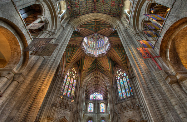 Third Place - Steven Harrison - Ely Cathedral