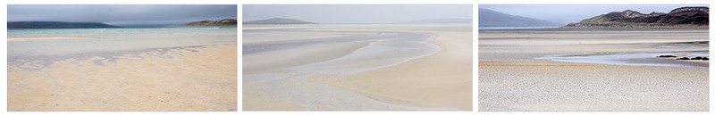 First Place: Eileen Bennett ARPS DPAGB - Luskentyre Bay