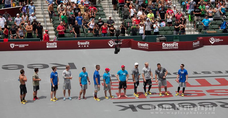 The Men Finalists