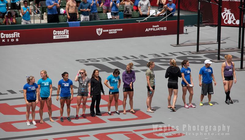 The Women Finalists