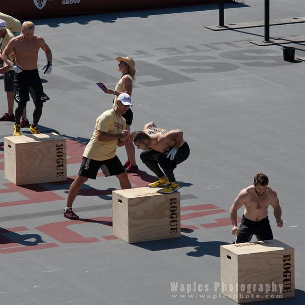 Graham Holmberg, Jason Khalipa, & Patrick Barber