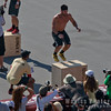 Winner Rich Froning, Jr. on the Box Jumps