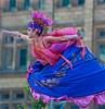 Colourful Dancer