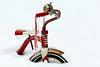 Snowbound Tricycle