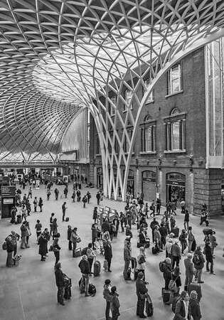 Kings Cross Regenerated