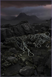 Darren Cottrell - Rope on the Rocks