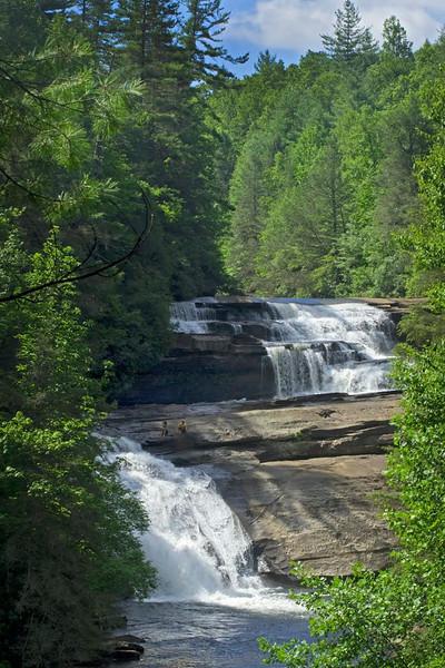 Nature - Class A - Gary Magee - Triple Falls
