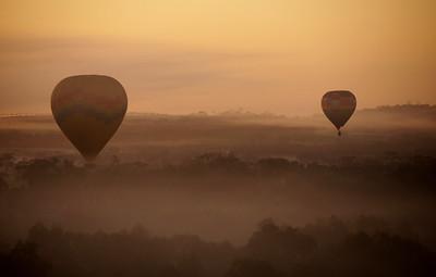 Rita Giblin  - Above the Mist