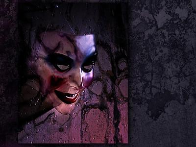 Mask - Darren Cottrell - Judge's Favourite