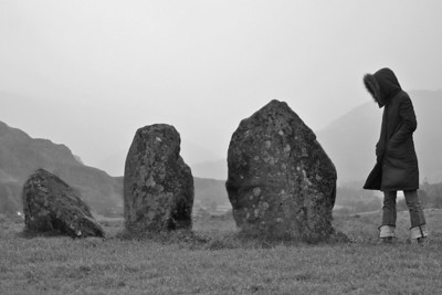 Damian At Castlerigg