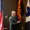 Dr. Maurice Docton instructing K-9 handlers in Arizona.