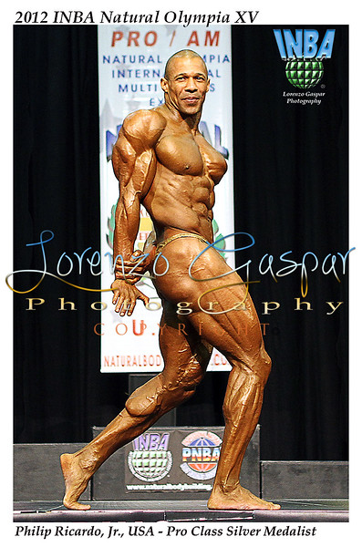 2012 INBA Natural Olympia XV - Saturday Finals