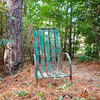 Chairs-Class A-Jill Margeson-An Old Seat by an Old Trail