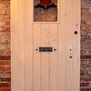 Doors&Windows-Class B-Jean SundstromAntique Red Tulip Door