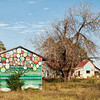 Scapes-Class A-Chris Christiansen-Colorful Farmhouses