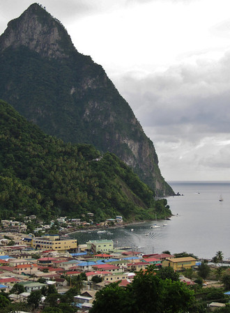 The Piton, St. Lucia