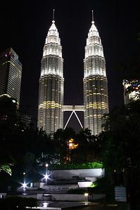 Kath Pieri - Petronas Towers