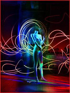 Body of light - darren cottrell