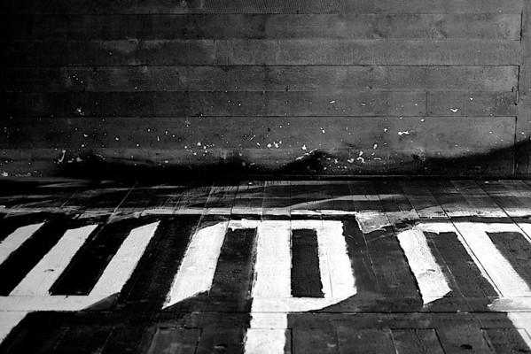 Damian Southbank Graffiti